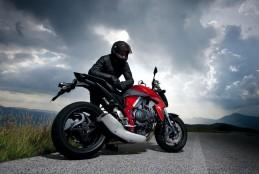 Motorbike dealer
