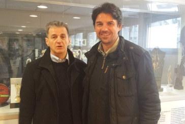 Gen sek RKS CS Dušan Đurić u poseti Francuskoj košarkaškoj federaciji
