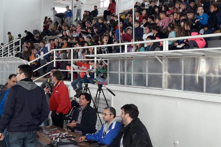 Promocija košarke u Petrovcu na Mlavi