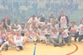 """KK """"Klik"""" Arilje pobednik Prve muške regionalne lige Zapad"""