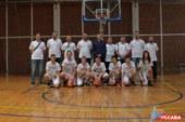 """KK """"Panathinaikos"""" Atina i KK"""" Sloga"""" Despotovac košarkaška akademija"""
