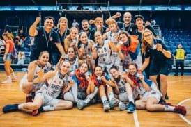 Fantastičan uspeh ženske juniorske reprezentacije Srbije na Evropskom prvenstvu – srebrna medalja !!!!!!!!!!!!!