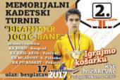 "Održan je II Memorijalni turnir ""Branimir Bane Jocić"" u KSC Požarevac"