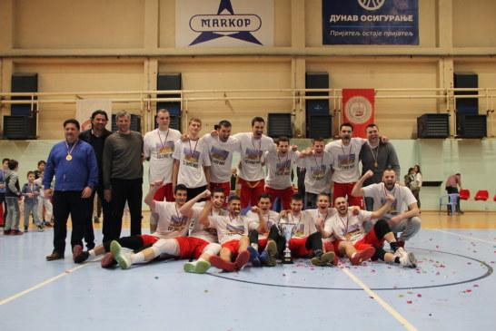 """KK """"Požarevac"""" pobednik Druge muške regionalne lige Zapad 2"""