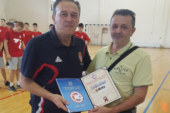 Košarkaški savez Republike Srpske dodelio plaketu RKS Centralna Srbija