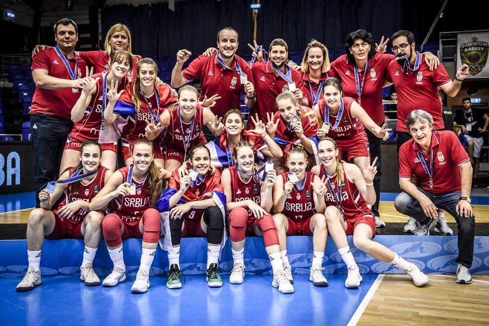 МАЂАРСКА, ЕП У20: Србија вицешампион Европе!