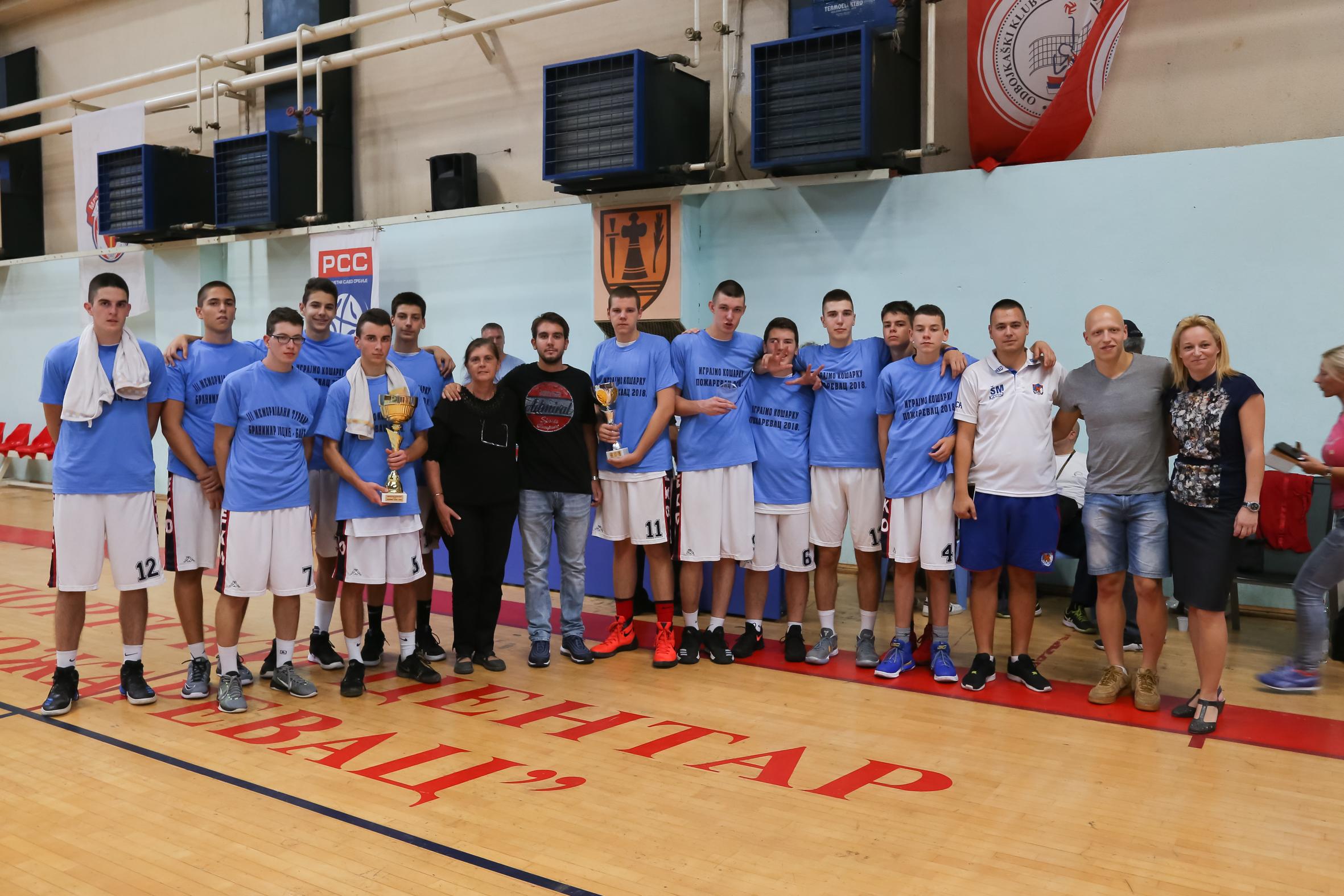 Memorijalni kadetski košarkaški turnir