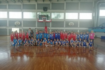 Minibasket turnir za devojčice održan u Velikoj Plani