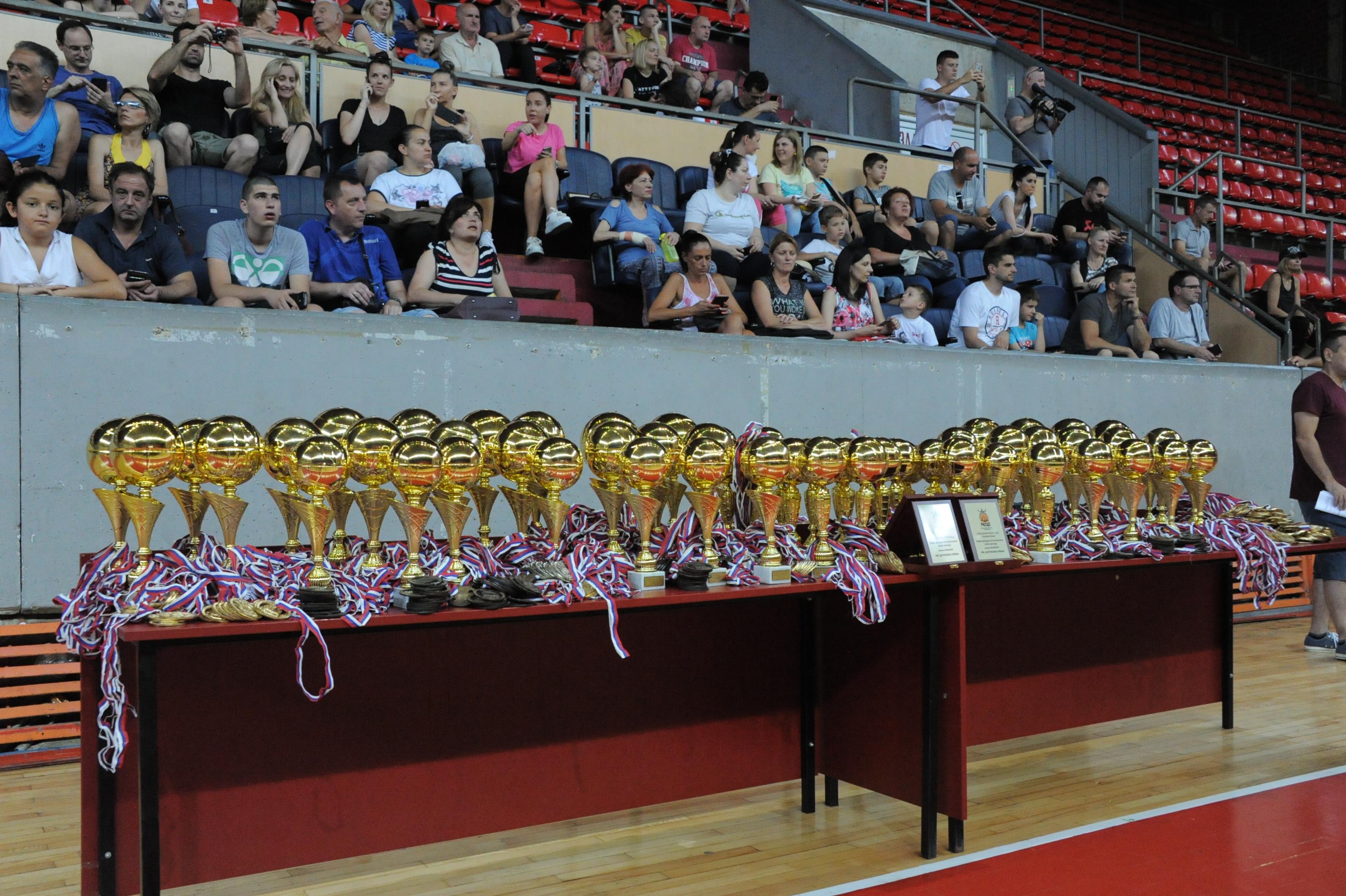 Održana 11 svečana dodela pehara i medalja za MK takmičenje RKS CS