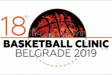 Basketball Clinic Belgrade 2019