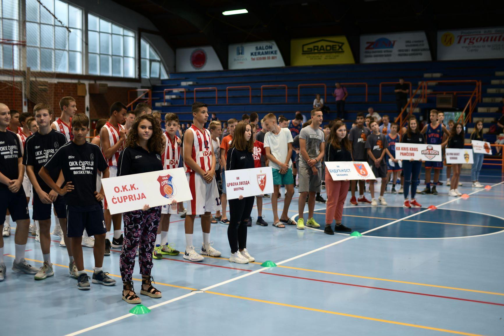 11 memorijalni međunarodni  košarkaški  turnir