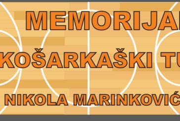 "18. Memorijalni turnir ""Nikola Marinković ŽAKI"""