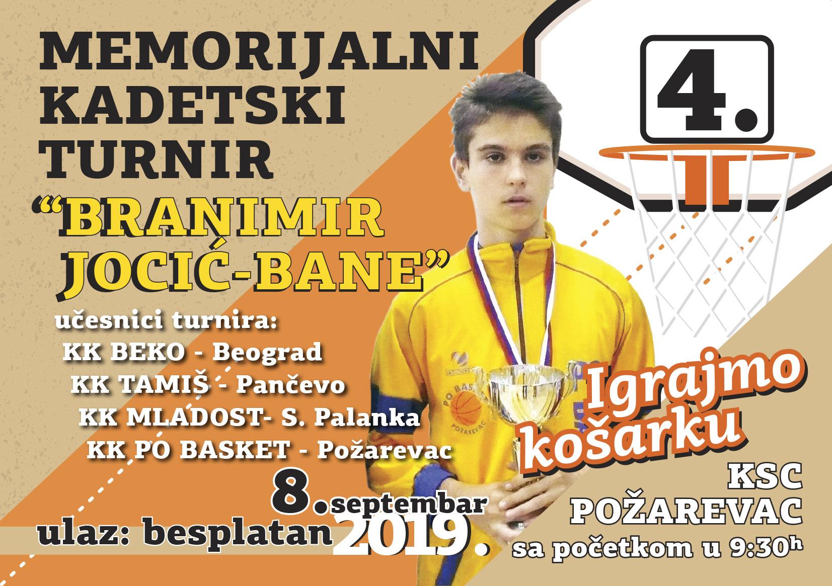 4. Memorijalni turnir