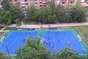 Svečano otvaranje multifunkcionalnog sportskog igrališta u Kruševcu