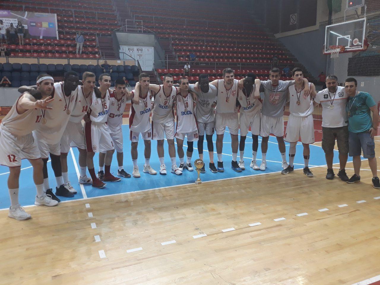 Сјајне кошаркашице Србије освојиле бронзану медаљу на ЕП!