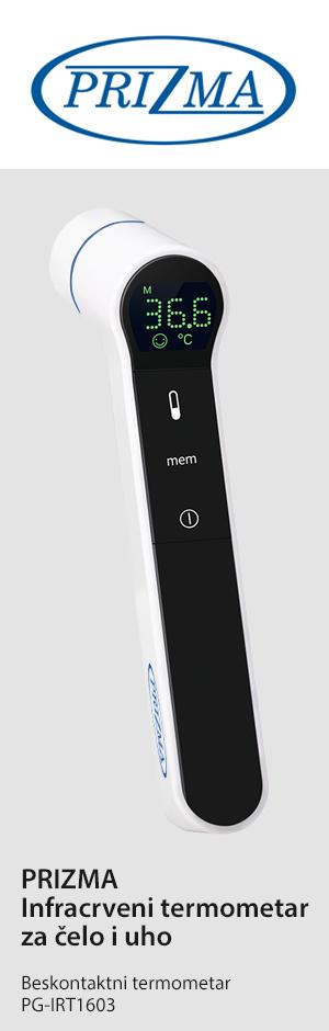 Prizma - beskontaktni termometar