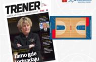 U susret novogodišnjim praznicima UKTS poklanja Trenersku tablu i časopis Trener