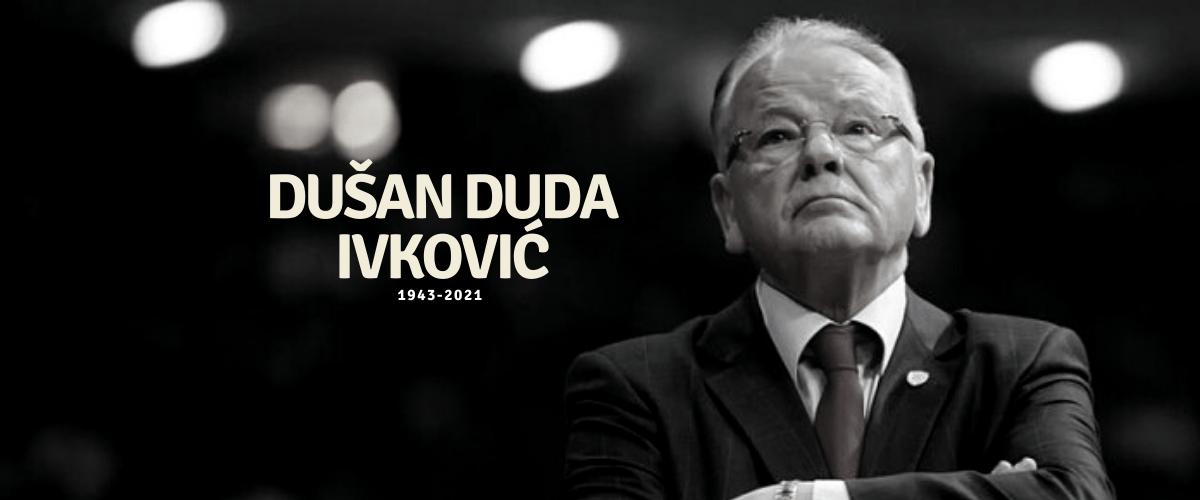 In memoriam - Dušan Duda Ivković