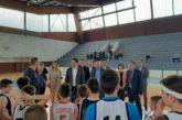 Ministar sporta g-din Vanja Udovičić u poseti KK