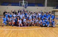 Počela takmičenja u kategoriji minibasket U10 Smederevo 14 novembar 2020 godine