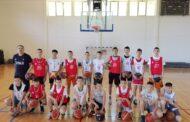 U Kragujevcu održan drugi pripremni trening za Turnire Regiona za 2007 i 2008 godište